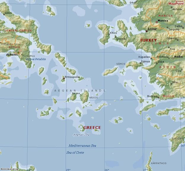 Publicist NonRatification of the 1982 LOS Convention An Aegean